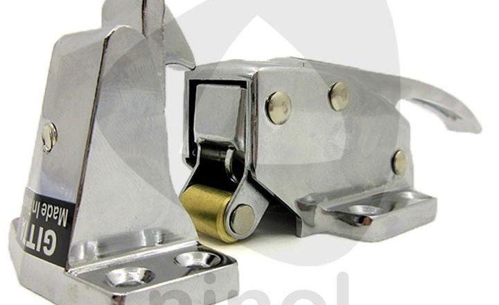 Phụ kiện điện lạnh bộ khóa cửa tiện lợi như thế nào bạn có biết?