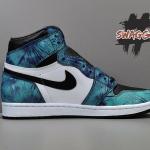 Giày Balenciaga liệu có mẫu nào có giá ngang Giày Nike Air Jordan 1 Tie Dye?