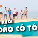 Nên tự tổ chức du lịch hay theo tour đi Cô Tô?