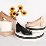 Đẳng cấp quý cô với giày cao gót Thiên Hương Shoes