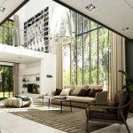 Sức hút kỳ diệu đến từ phong cách thiết kế nội thất biệt thự hiện đại
